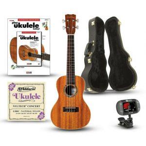 Cordoba 15CM Concert Ukulele Bundle