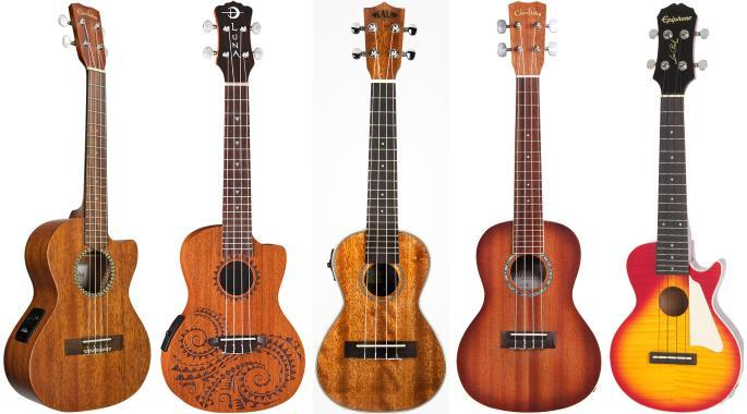 Best Electric Ukuleles for 2019