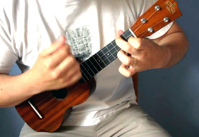 How To Chunk Strum on Ukulele