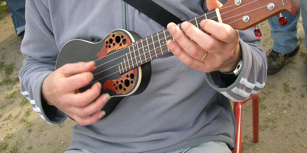 Learning Ukulele Chord Progressions