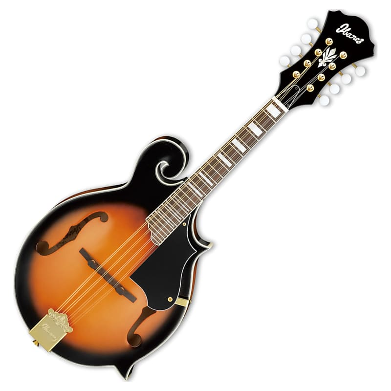 Ibanez M522SBS F Style Mandolin