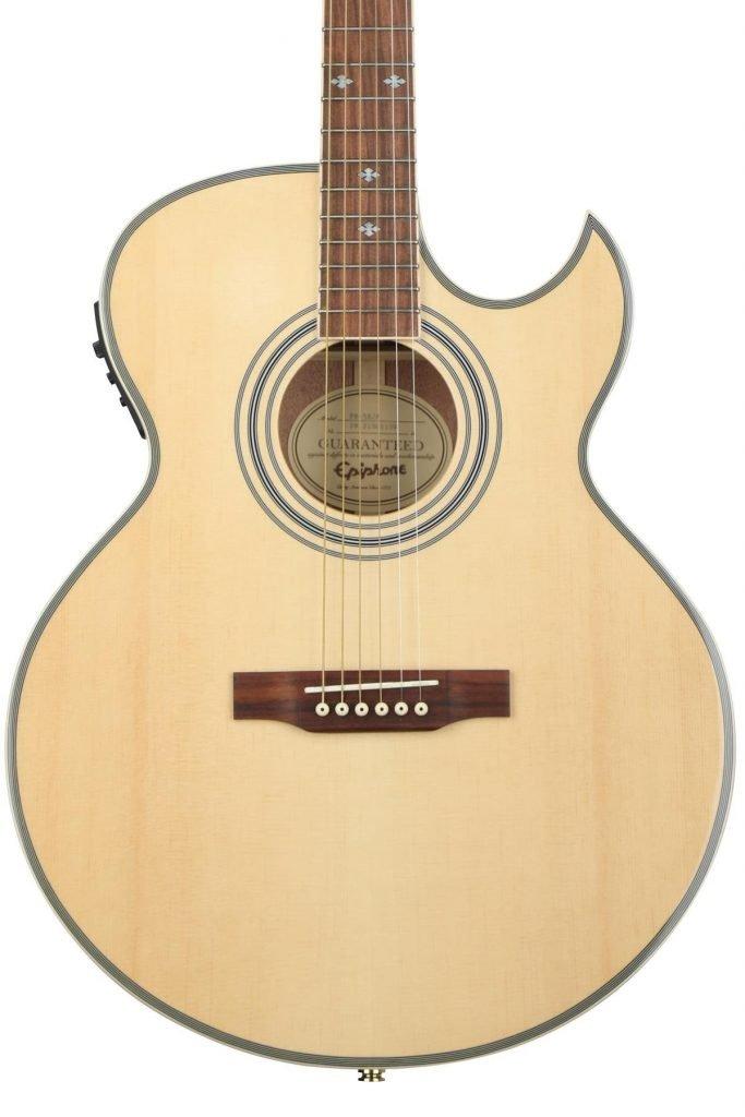 Epiphone PR-5E Acoustic-Electric Guitar