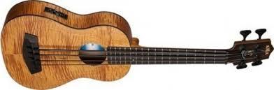 Kala Exotic Mahogany U-Bass Ukulele